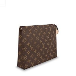 NWT Louis Vuitton Toiletry Pouch 26